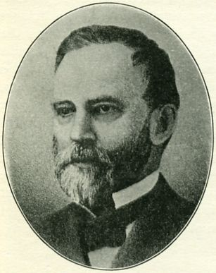 Sylvester Pennoyer, former governor of Oregon