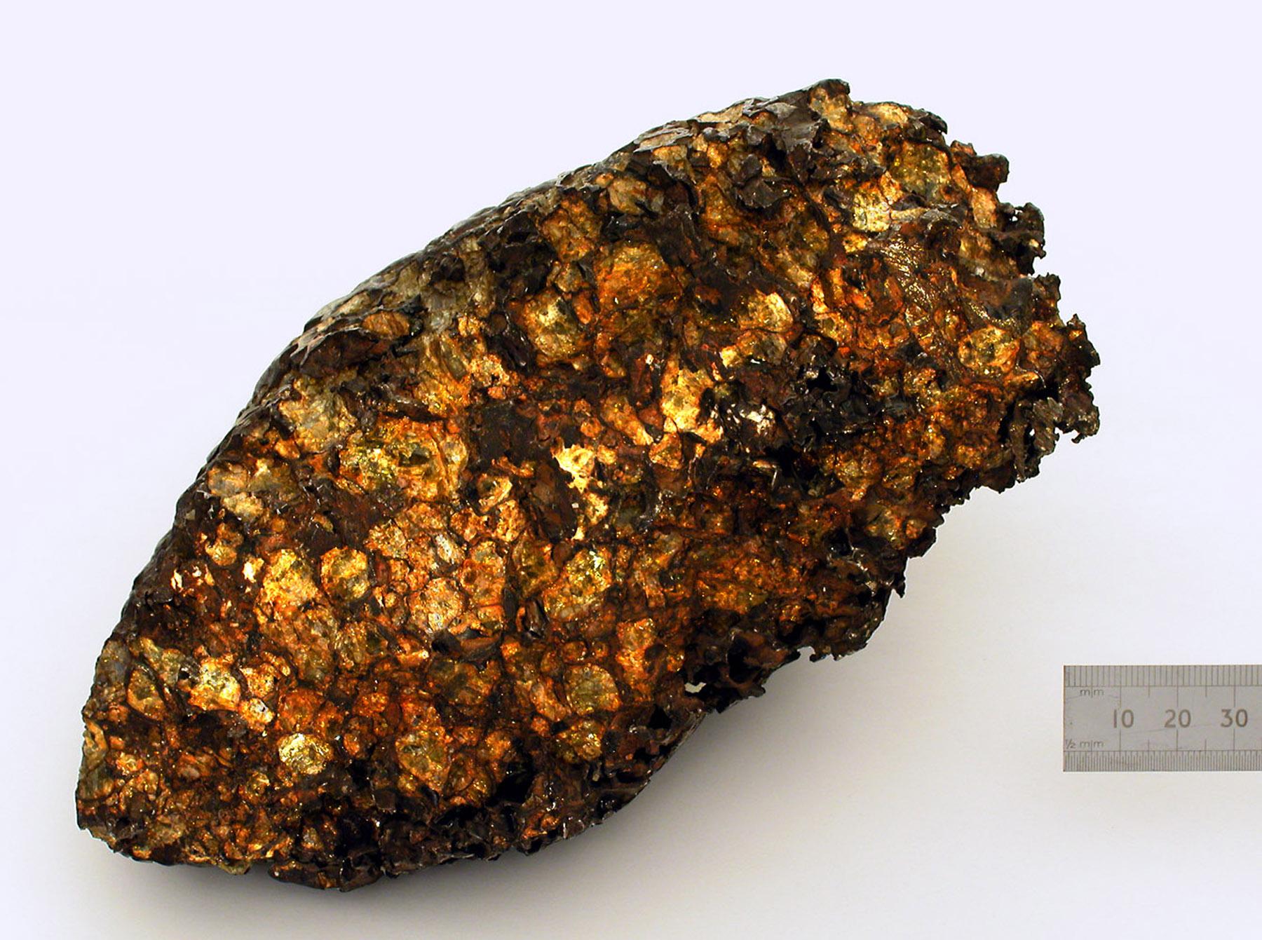 Meteorite victims