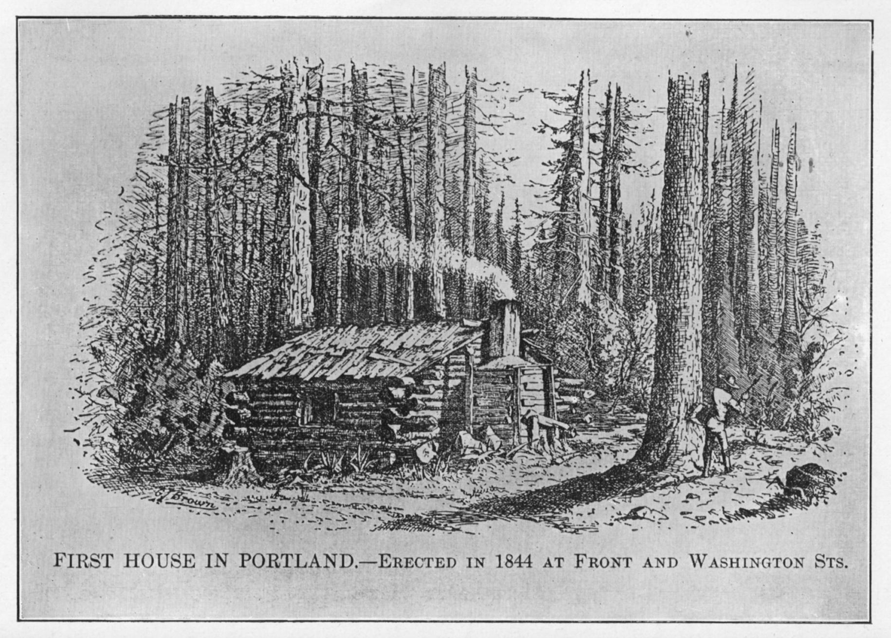 First public execution in Portland still surrounded with mystery ...